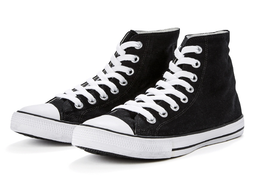 High-Top (black)