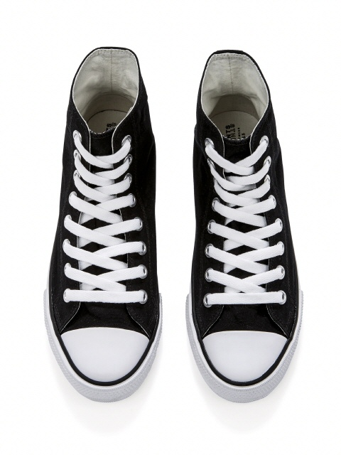 High-Top (black Oben)