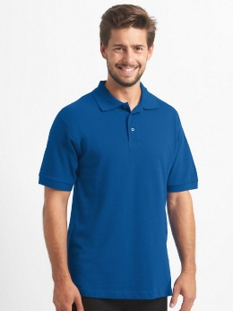 JN070 farbiges Herren Classic Polo S-3XL Col.1