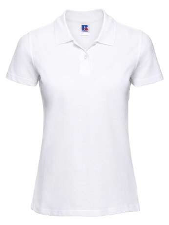 R569F-w weisses Damen Classic Polo 2XL