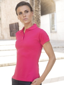 JC045 farbiges Damen Cool Poloshirt