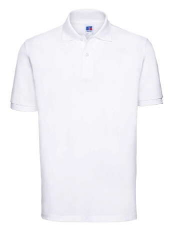 R569M-w weisses Herren Classic Polo -2XL
