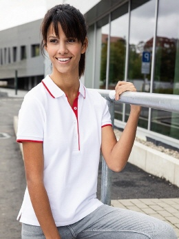 H476 farbiges Damen Coolplus Wicking Polo 2XL-3XL