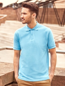R569M farbiges Herren Classic Polo XS-2XL